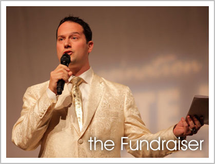 the Fundraiser | Level 11 Entertainment