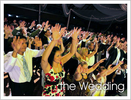 the Wedding | Level 11 Entertainment
